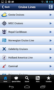 Ticketcruises - Cruises- screenshot thumbnail