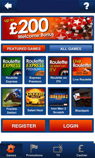 Jackpot 247 Real Casino Games