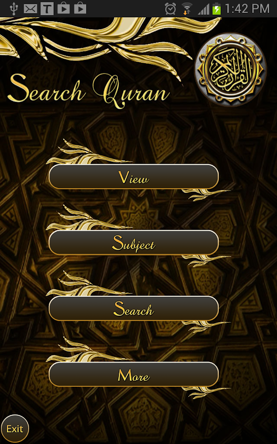 Search Quran - Android Apps on Google Play