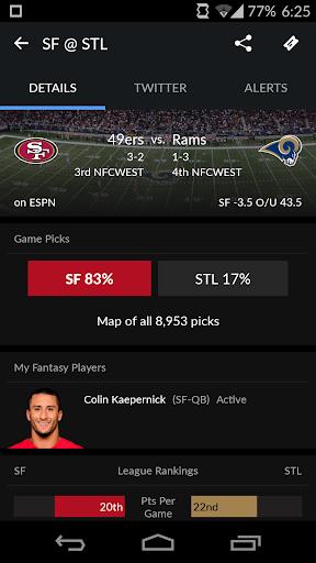 Sportacular screenshot