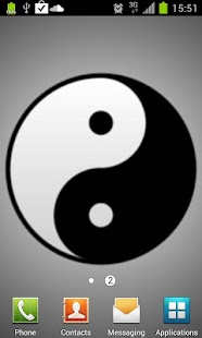 How to mod Yin Yang Live Wallpaper 1.6 unlimited apk for laptop