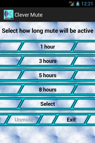 Clever Mute