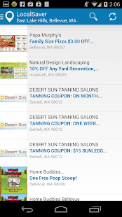 LocalSaver Local Coupons - screenshot thumbnail