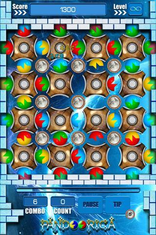 Pandoorica- screenshot