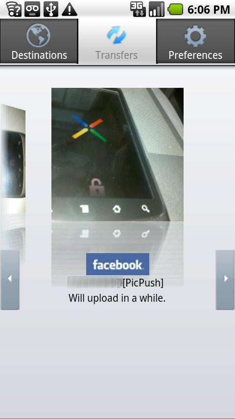 PicPush - screenshot
