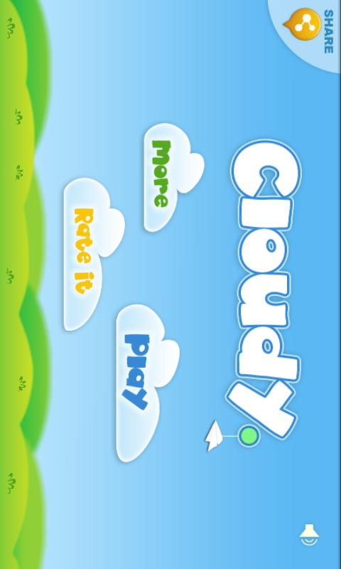 Cloudy- screenshot