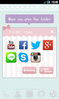 Screenshot of Cute & Girly folder *girls*