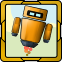 Rocket Robot icon