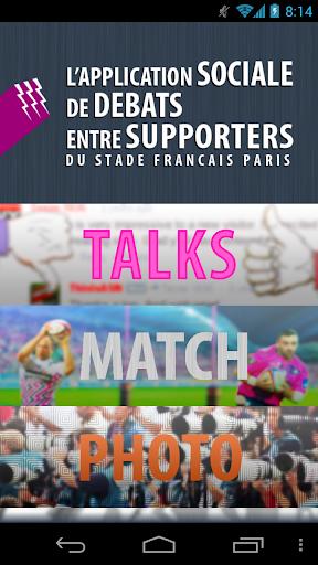 Stade Français Paris - Free