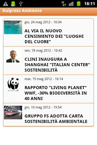 Italpress- screenshot
