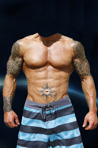 Man Body Shape Style