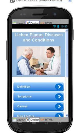 Lichen Planus Information