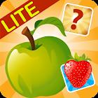 Früchte Memory Spiel icon