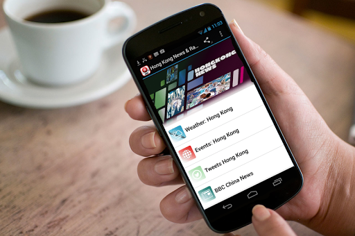 【免費新聞App】Hong Kong News-APP點子