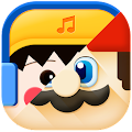 Comic theme: Cute cartoon comic story C launcher download
