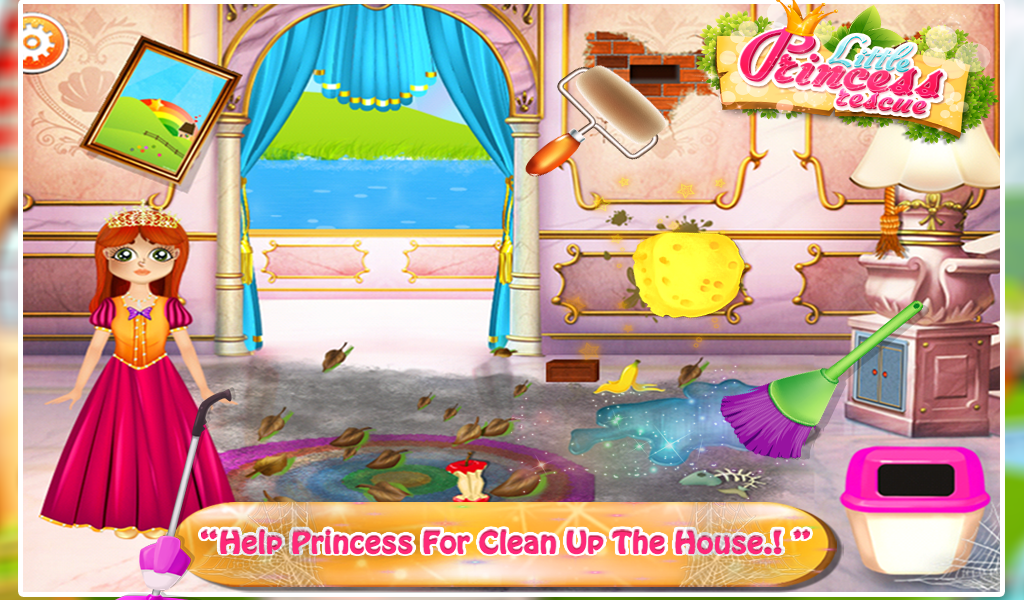 Little Princess Rescue - screenshot