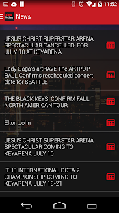 KeyArena- screenshot thumbnail