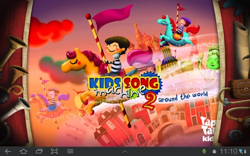 KIDS SONG MACHINE 2 FREE - screenshot thumbnail