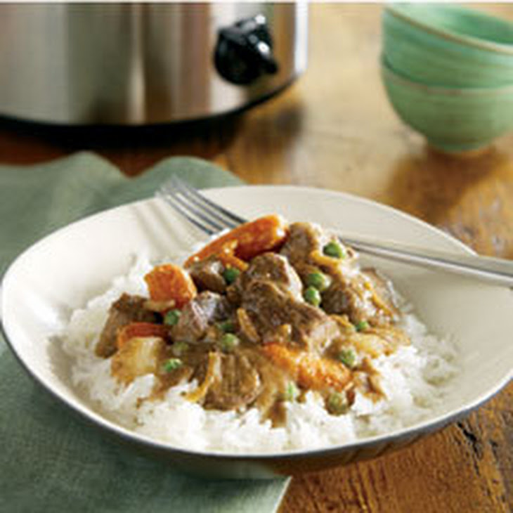 Coconut Beef Curry Recipe