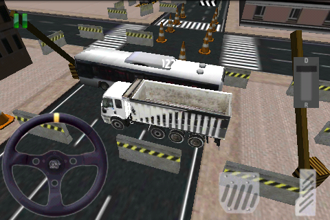 Truck Parking 3D - screenshot
