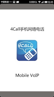 4Call - screenshot thumbnail