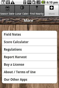 Illinois Deer Hunting Guide- screenshot thumbnail