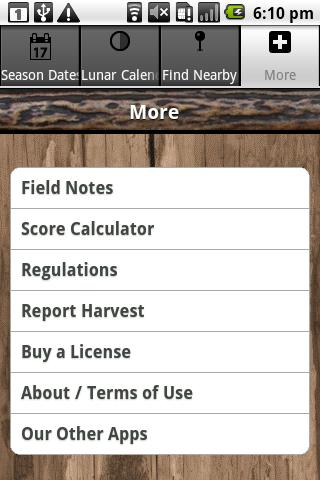 Illinois Deer Hunting Guide- screenshot