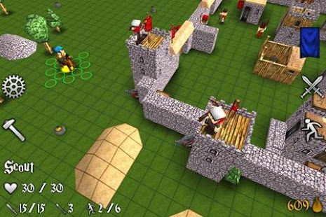 Battles And Castles- screenshot thumbnail