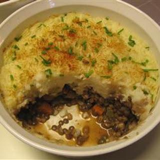 Vegetarian Shepherd's Pie II.