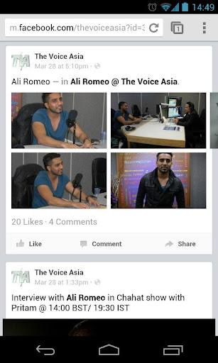 【免費娛樂App】The Voice Asia-APP點子