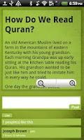 Screenshot of Islamic Moral Stories