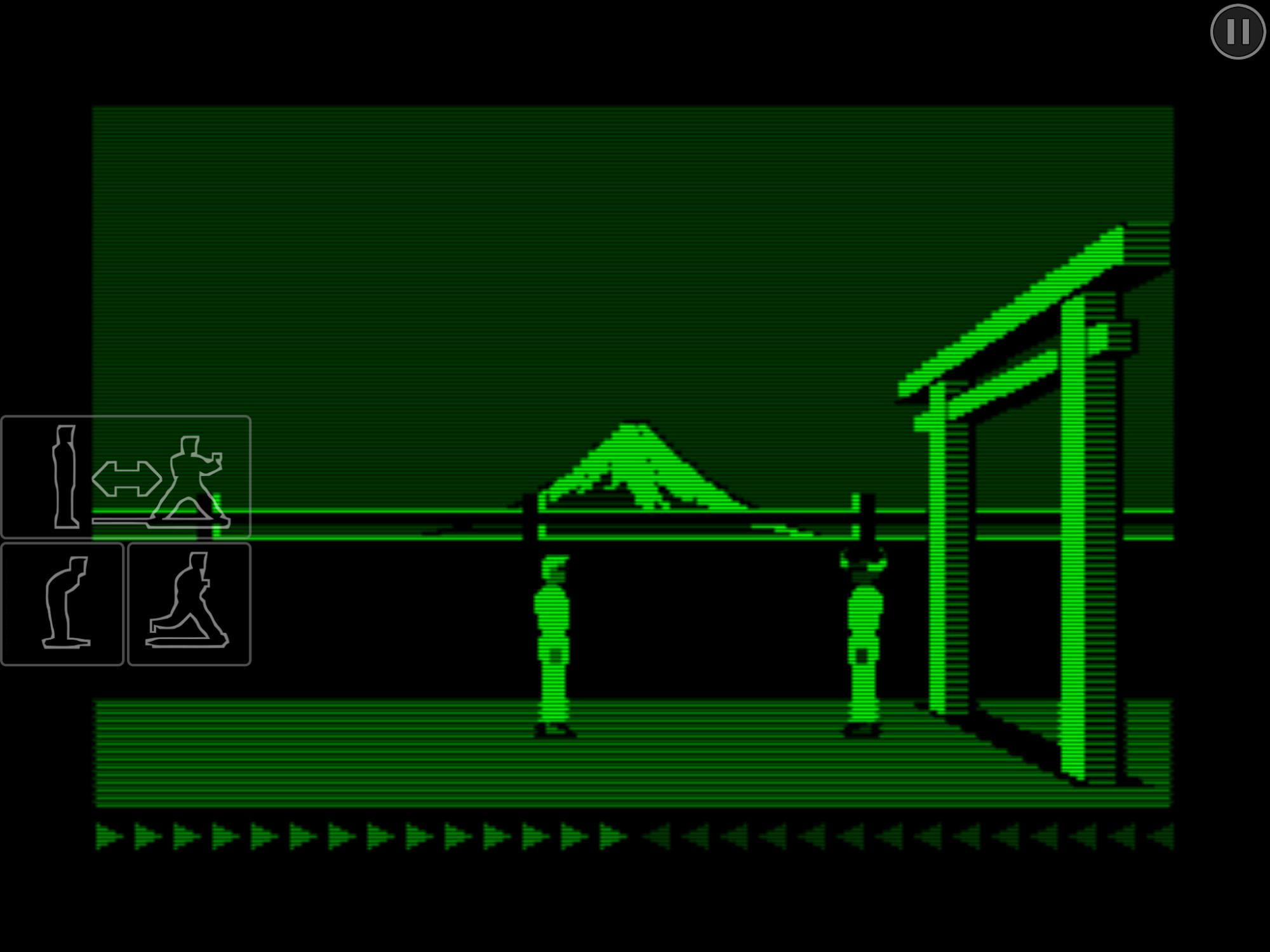Karateka Classic screenshot #8