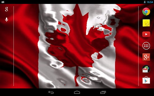 Flag of Canada (wave effect) - screenshot thumbnail