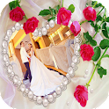 Wedding Love Photo Frame icon
