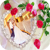 Wedding Love Photo Frame