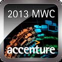 Accenture MWC 2013 App logo