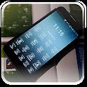 Leeks21 반투명 고런처테마(젤리빈지원) icon
