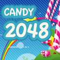 Candy 2048 icon