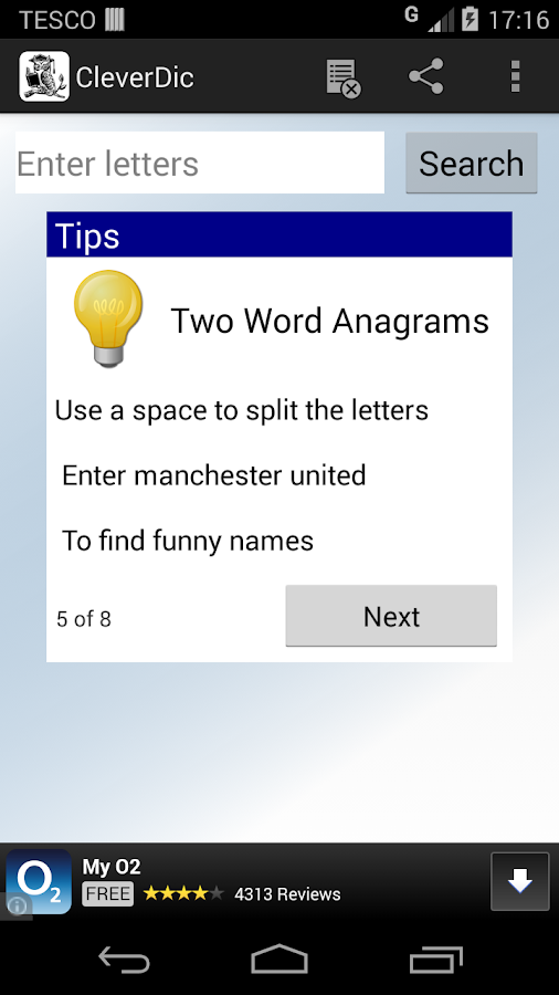 Word Solver Missing Letters Games