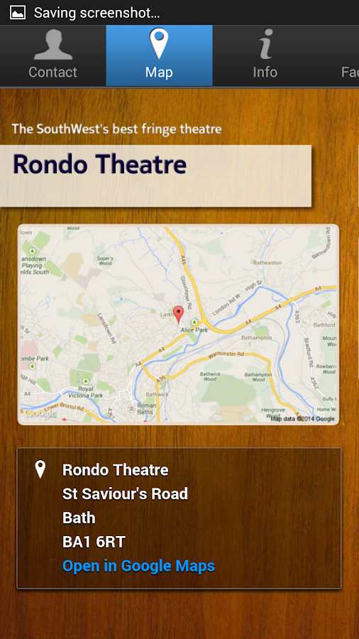 Rondo Theatre- screenshot