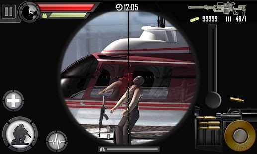 Modern Sniper- screenshot thumbnail