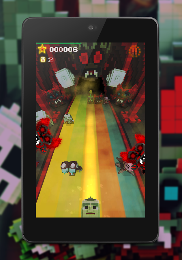 Escape Endless Arcade Action- screenshot