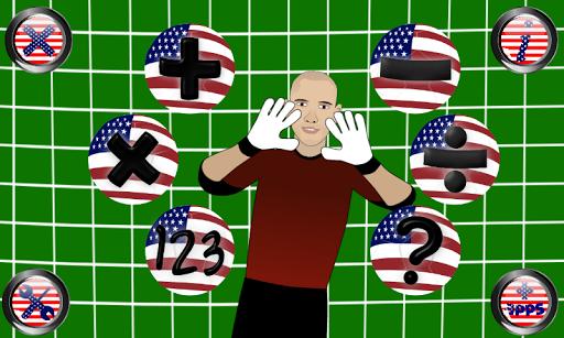1st - 4th Grade Math US Soccer