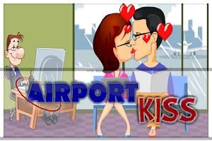 Screenshot of Airport Kiss