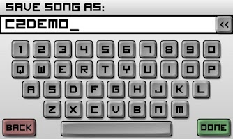 Screenshot of Caustic Unlock Key