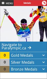 Canadian Paralympic Team - screenshot thumbnail