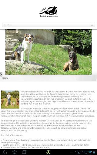 Trainingszentrum für Hunde