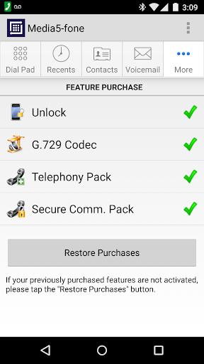 Download Media5-fone VoIP SIP Softphone Google Play