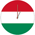 Hungary Clock icon