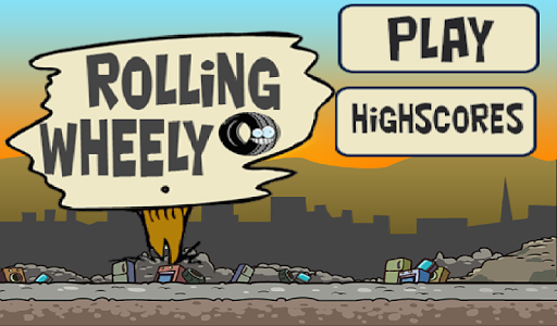 Rolling Wheely